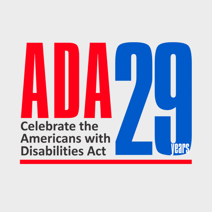 ADA 29: Celebrate the Americans with Disabilities Act 29th Anniversary