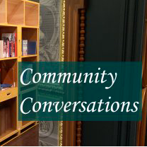 Community Conversations at the Boston Athenaeum