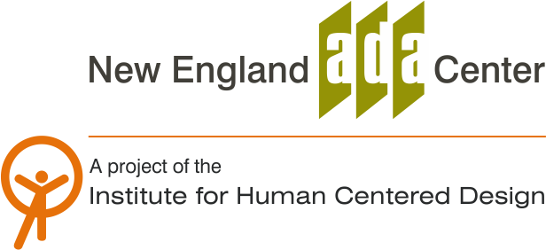 New England ADA Center | A project of the IHCD