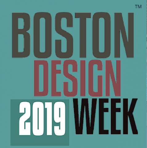 Boston Design Week 2019 Logo